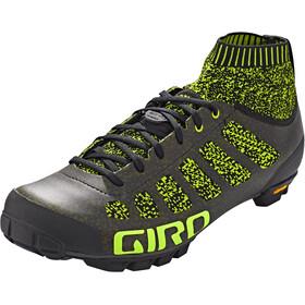 Giro Empire Vr70 Knit Sko Herrer, lime/black